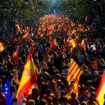 Presidente regional de Cataluña llama a resistir por independentistas presos