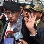 Congreso notificó al PJ levantamiento de inmunidad de Donayre (VIDEO)