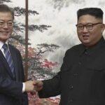Las dos Coreas firman declaración conjunta y un acuerdo militar en Pionyang