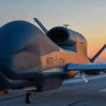 España: El mayor dron espía de EEUU Global Hawk se estrelló en las costas de Cadiz (VIDEO)