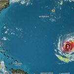 Florencese convirtió en huracán en extremo peligroso categoría 4 y avanza a EEUU