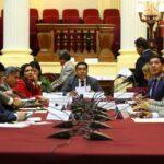 Comisión de Justicia aprobó predictamen sobre reforma del CNM