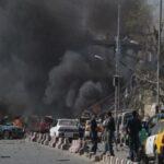 Afganistán: 20 muertos y 70 heridos en dos explosiones en el barrio chií en Kabul