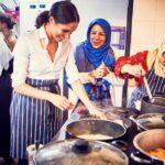 Meghan escribe prólogo de un libro de cocina, su primer proyecto sola