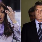 Argentina: Macri culpa de la crisis a Cristina Fernández y ella se declara perseguida política