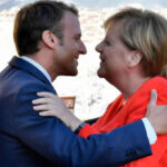 Francia: Macron renueva ante Merkel los esfuerzospara crear un frente anti-populista (VIDEO)