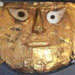 Perú recupera en Alemania máscara de oro prehispánica tras 19 años de litigio
