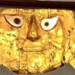 Perú recupera máscara de oro de civilización prehispánica que tenía Alemania desde 1999