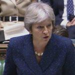 """Theresa May insiste en que la única opción ante el """"brexit"""" es su plan o nada"""