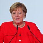 Merkel volverá a abogar en Israel por la solución de los dos estados