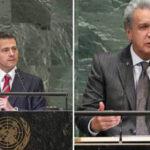 ONU: Ecuador y México rechazan el bloqueo económico de Estados Unidos contra Cuba