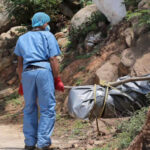 México: Descubren 166 restos humanos en una fosa clandestina de los carteles de la droga (VIDEO)