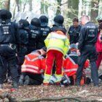 Muere un periodista cubriendo una protesta ecologista en Alemania
