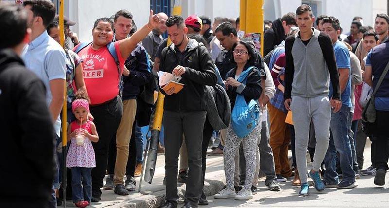 Juzgado de Perú evaluará pedido de ingreso de venezolanos sin pasaporte