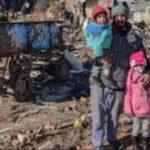 Argentina golpeada por la pobreza, el lado más duro de la crisis