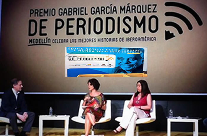 Resultado de imagen para Trabajos de 8 países son finalistas del Premio García Márquez de Periodismo