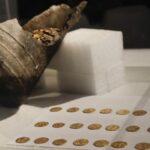 Italia: Hallan cientos de monedas de oro del Imperio romano escondidas