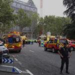 España: Derrumbe en el hotel Ritz deja al menos un trabajador muerto y 9 heridos (VIDEO)