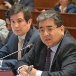 Contralor se reune con el Acuerdo Nacional en sesión informativa