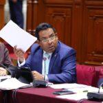 Congreso: Este lunes verán denuncias contra Becerril y Chávarry