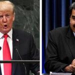 """Trump insiste que """"Venezuela es un desastre y hay que limpiarlo"""" aunque no descarta diálogo (VIDEO)"""