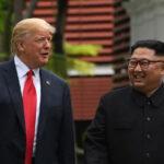Trump sobre Kim Jong: Nos escribimos cartas hermosas y nos enamoramos (VIDEO)