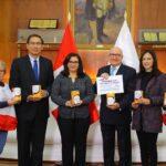Liga contra el cáncer: Martín Vizcarra pide apoyar en la colecta nacional
