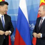 China plantea a Rusia construir un frente contra el proteccionismo de Trump (VIDEO)