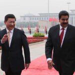 China: Maduro pide a Xi apoyo para recuperar estabilidad económica de Venezuela