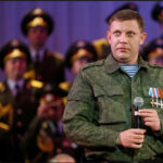 Moscú acusa a Kiev del asesinato de líder de separatistas prorrusos en Ucrania