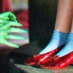 El FBI recupera zapatos rojos que Judy Garland usó en El mago de Oz