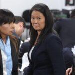 Juez Supremo Aldo Figueroa quedó apartado de ver casación de Keiko Fujimori