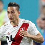 Christian Benavente nueva baja para amistosos ante Chile y Estados Unidos