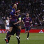 Barcelona goleó en Wembley a Tottenham 4-2 por la Champions League