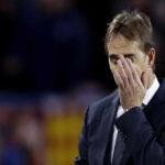 Real Madrid: Julen Lopetegui echado del once blanco por el 5-1 ante Barcelona