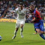 Champions League: Real Madrid sin convencer gana 2-1 a Viktoria Plzen