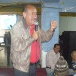 """Seguimos firme pese a la ilegal postura del TC', dice presidente de los Fonavistas"