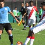 Perú iguala 2-2 con Uruguay en amistoso de preparación para Sudamericano Sub 20