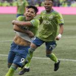 MLS: Raúl Ruidíaz en el once ideal gracias al doblete que le dio el triunfo al Seattle