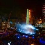 Una gran fiesta al aire libre abre los Juegos Olímpicos de la Juventud en Buenos Aires