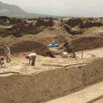 Hallan 19 estatuillas en la mayor ciudad de barro de la América prehispánica