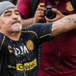 """Maradona dice que respalda """"más que nunca"""" a Nicolás Maduro"""