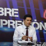 Tarapoto: Absuelven a periodista denunciado por congresista fujimorista