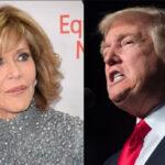 Francia: Jane Fonda convirtió Premio Lumiére en alegato feminista y contra Donald Trump