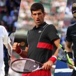 Clasificación ATP: Nadal, Djokovic y Federer se mantienen en el podio mundial