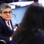 José Domingo Pérez: Blindaje a Cuellos Blancos es muy notorio