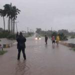 Huracán Michael se aleja de Cuba dejando inundaciones y dañospara dirigirse a EEUU (VIDEO)
