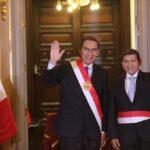 Carlos Morán juró como nuevo ministro del Interior (VIDEO)