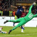Serie A Italiana: Inter en el minuto 92 gana el derbi por 1-0 al Milán