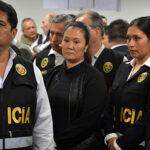Keiko Fujimori en clínica Centenario por problemas coronarios (VIDEOS)